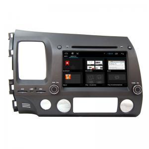 Quality Civic Left HONDA Navigation System DVD Dual Core BT TV iPod 3G WIFI wholesale