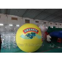 Quality Giant Helium Filled Balloons 2m - 5m Diameter Digital Printing With Logos wholesale