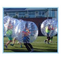 Quality Body Inflatable Bumper Ball Games , inflatable hamster ball for humans(CY-M2726) wholesale