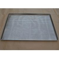 Quality Customized Perforated Drying Tray Baking Tray 18*26*1 Inch 304 Stainless Steel wholesale