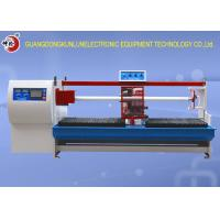 Quality Single Shaft Adhesive Tape Cutting Machine Automatic Die Cutter For Sealing Tape wholesale