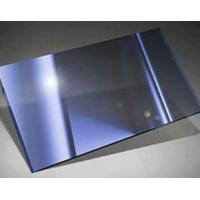 Quality Hollow / Solid Decoration Reflective Glass Sheet with CVD technology wholesale