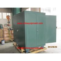 Quality Mobile Double Stage Insulating oil Purifier/ oil centrifuging filtering machine wholesale