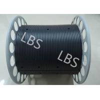 Quality Lebus Grooves Sleeves For Aluminium Winch Drums On Aircraft Application Lifting wholesale