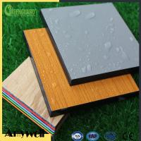 China Amywell Decorative 1.6-25mm phenolic resin high pressure compact laminate sheets on sale