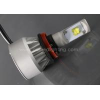 Buy cheap Brightest Led Headlights Bulb  H8 Led Bulbs With 12V - 24V Installation product