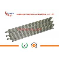 Quality Nicr80/20 Nickel Chrome Alloy Smooth Bright Surface Round Annealed Bar wholesale