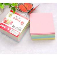 Quality Sticky notes pad self adhesive memo pads stick notes paper notes wholesale