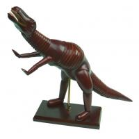 Quality Dinosaur / Diplodoucus Animal Manikin Wooden Artist Model Chinese Juniper Material wholesale