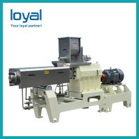 China Extruded Fried Snack 3D Flour Bugles Chips Making Machine 50HZ on sale