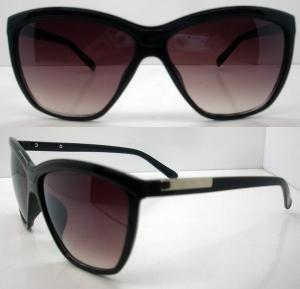 Cheap Sunny Day Big Lens Dark Glasses , Fashion Style Sun Glasses for sale