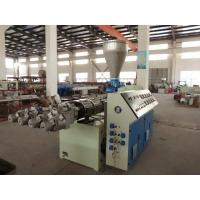 China Sell SJSZ(K)80B  Conical Twin Screw Plastic Extruder on sale