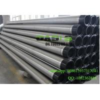 Buy cheap stainless steel wire wrapped johnson well screens for well drilling product