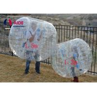 Quality Inflatable Ball Soccer Hire Inflatable Bubble Ball Quotes Bubble Jumpsuit Cheap Bubble Suit wholesale