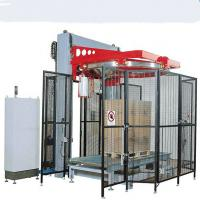 Quality Excellent-performance high grade pp auto pallet stretch wrapping machine wholesale