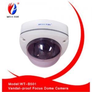 China Vandal-proof Focus Dome Camera (WT-B501) on sale