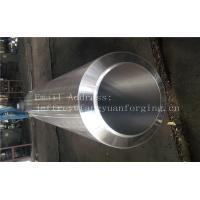 Quality S355NL Hot Rolled Forged Bar Forged Sleeves Pipe With PED Certificate Machined wholesale