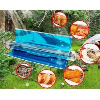 China portable solar barbecue grill on sale