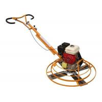 "Quality GX160 Floor Grinding Machine Wald Behind Handheld Power Trowel 24""-46"" Model wholesale"