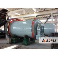 Buy cheap Good Wear - Resistance Mining Ball Mill Grinder Machine in Mineral Processing product