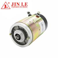 Quality 12VDC Hydraulic Series Wound Motor ZD1223 4.5'' 1.6KW For Electric Car wholesale