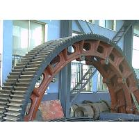 Quality big transmission machine spur gears High Precision Big Bevel Gear with cheap price made in China wholesale