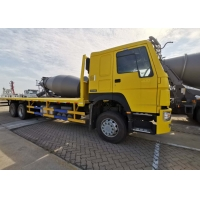 Quality LHD ZZ1257S4641W 371HP 7.65m Long Bed Cargo Truck wholesale