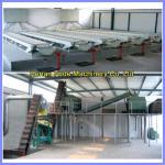 Quality peanut sieving and grading production line, peanut grading machine wholesale