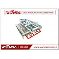 China Fly Ash Porous Automatic Brick Setting Machine Non - Finished Pneumatic MPJ 360 on sale