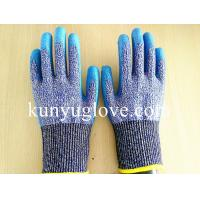 China cut resistant gloves with pu coating cut resistance gloves, HPPE gloves, chenyma gloves on sale