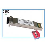 Quality DWDM-XFP-60.61 XFP Optical Transceiver C Band With 100GHz ITU Channel 21 wholesale