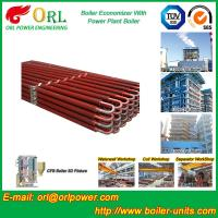 Quality Power Station Boiler Electric Water Boiler Spare Part LPG Industry Boiler Economiser wholesale
