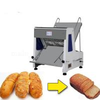 China Bakery Equipment-Toast Bread Slicer Bread Cutting Machine on sale