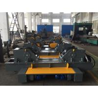 Quality Gray Painting  Fit-up  Conventional Welding Rotator Vessel Diameter 700mm - 5000mm WIth 2×2.2Kw wholesale