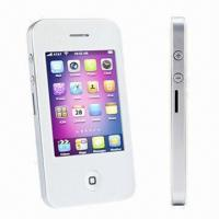 Quality 8GB White 2.8-inch Touch Screen MP3/MP4/MP5 Music Video Media Player, FM Radio Record wholesale