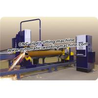 Quality 6 Axis CNC Metal Cutting Machine For Steel Pipe Automatically wholesale