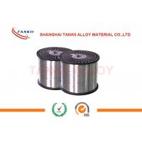 Quality 0.08mm N200 N201 Pure Nickel Strip Wire For Electronic Industry / Chemical Treatment wholesale