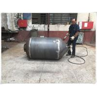 Quality Carbon Steel Vertical / Horizontal Air Receiver Extra Replacement Tank For Air Compressor wholesale
