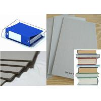 Quality Arch file stationery used Grade A Grey Paper Board for book Binding wholesale