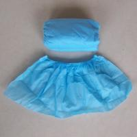 Quality Soft Disposable Foot Covers Biodegradable Dust Resistant Customized Color wholesale
