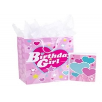 Quality Kids birthday bag with special logo and beautiful printing wholesale