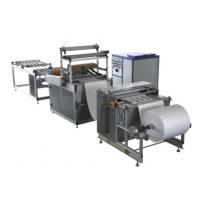 0.6 Mpa Air Filter Manufacturing Equipment Rotary Pleating Machine