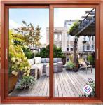 Quality Thermal Break Residential Aluminium Casement Door Sliding Door With Security Mesh wholesale