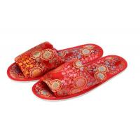China disposable spa slippers on sale