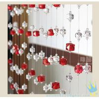 Quality CU172 Crystal Beautiful Gifts Curtain For The Blind wholesale