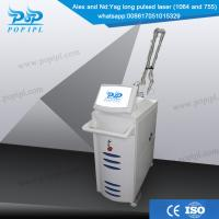 Buy cheap alexandrite laser 755nm hair removal equipment product