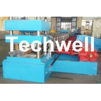 Quality 2 - 4mm W Beam Wave Guardrail Roll Forming Machine for Making Highway Guardrail wholesale