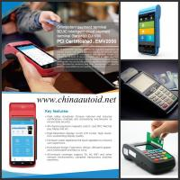 China Handheld Smart Card POS Terminal System for Retail Sotre-AUTOID DJ V90 on sale
