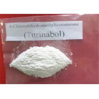 Quality Muscle Growth Oral Turinabol Anabolic Steroids Hormones 4 Chlorodehydromethyltestosterone wholesale