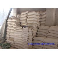 Quality Natural Mineral Resources Casting Foundry Bentonite Clay / Powder wholesale